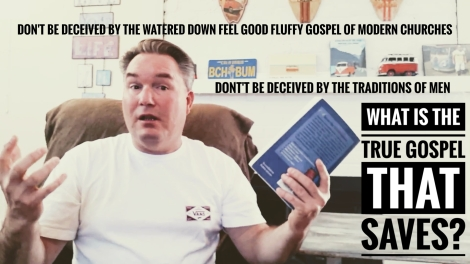 Dear Pastor: Preach the TRUE Gospel of Jesus! Don't Be Deceived by Watered Down Feel Good gospels