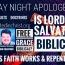 Is Lordship Salvation Biblical? Is Free Grace Theology Biblical? What is the Gospel?