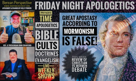 FNA Exposing False Teachings of Joseph Smith and Mormonism on Restored Gospel & Great Apostasy