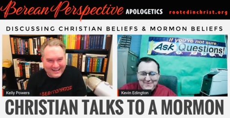 Christian and Mormon Discuss Differences of Christianity and Mormonism