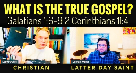 Live Discussion Christian and Latter Day Saint Debating What is the Gospel of JesusChrist?
